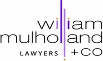 Lawyer william mulholland + co lawyers in Melbourne VIC