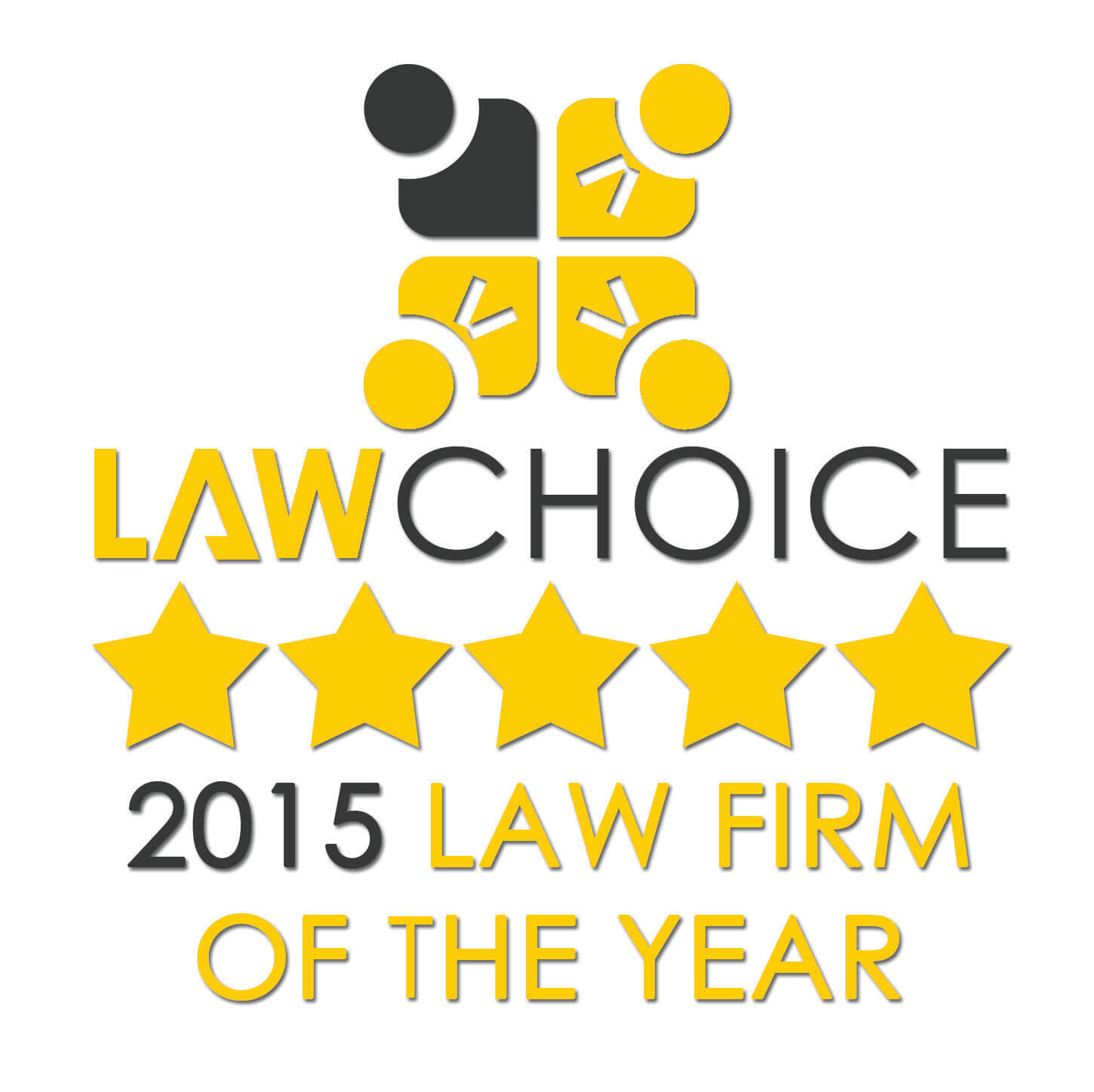 Who will win Lawchoice's law firm of the year award?