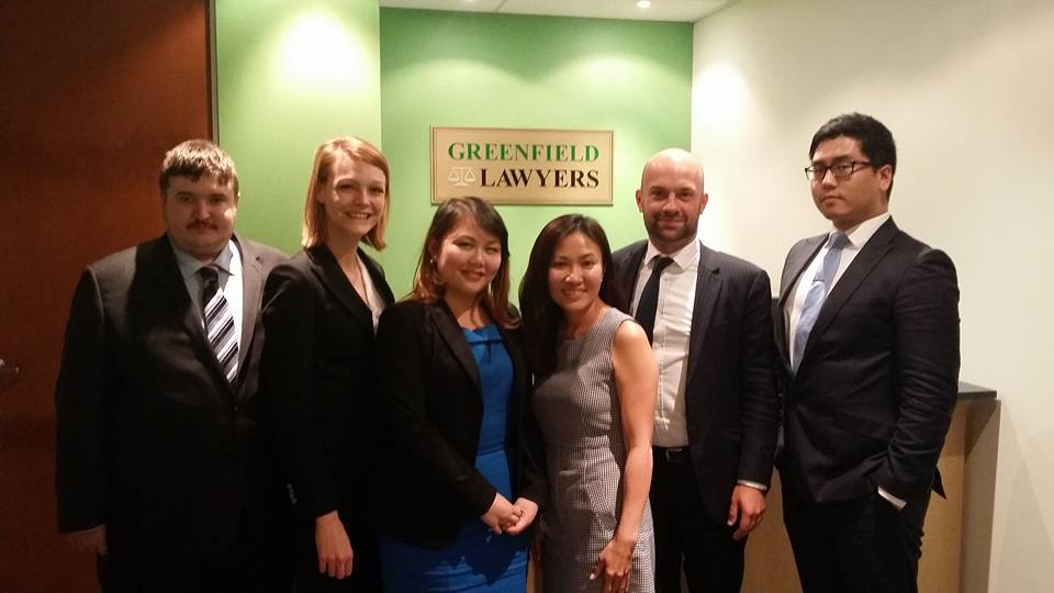 Greenfield Lawyers win 2016 Law Firm of the Year Award!